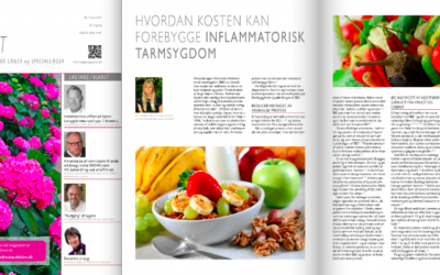 Kost og inflammatorisk tarmsygdom
