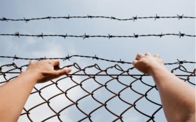 Som at slippe fri fra et fængsel