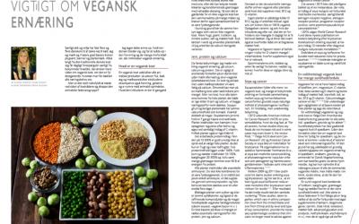 Lægemagasinet – vegansk ernæring
