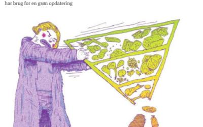 Kronik: De officielle kostråd burde anbefale en plantebaseret kost