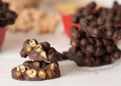 Choko-snacks