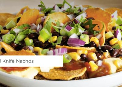 Sunde nachos
