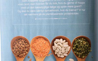 Grønne proteiner, Fitliving