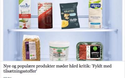 Skræmmekampagne om veganske produkter vildleder