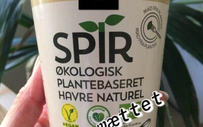 Havreyoghurt fra SPIR kan ikke anbefales