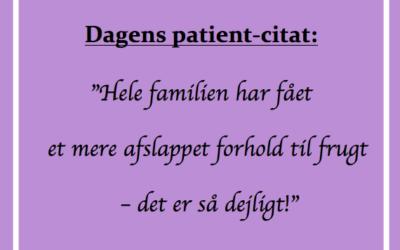 Dagens patient-citat (1)