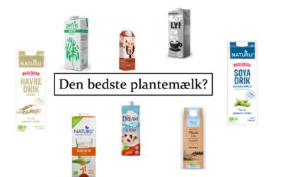 Hvilken plantemælk bør man vælge?